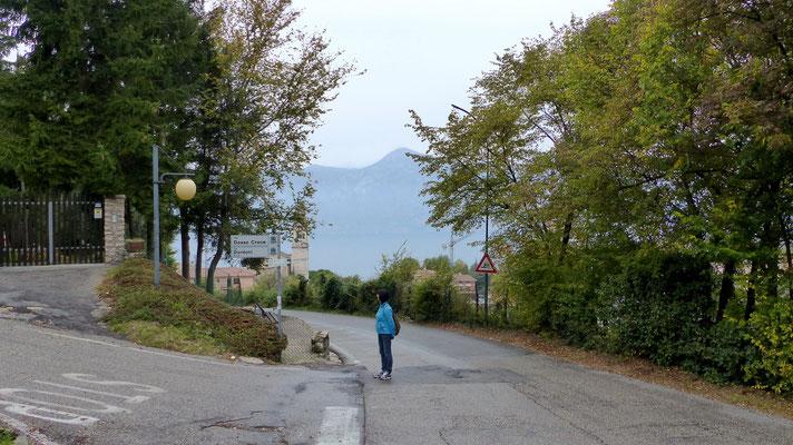 Start in San Zeno di Montagna - 581 M