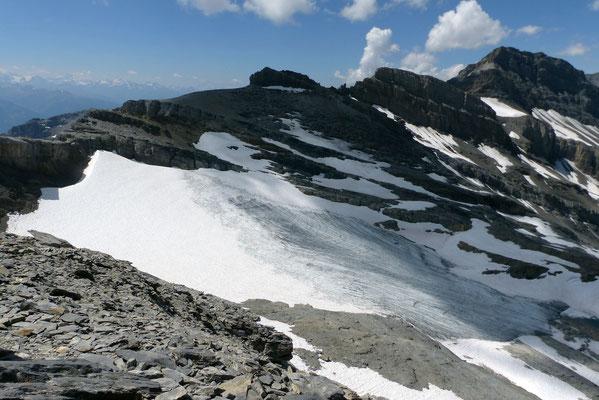 Gipfelblick: Schwarzhorn, 2145 M