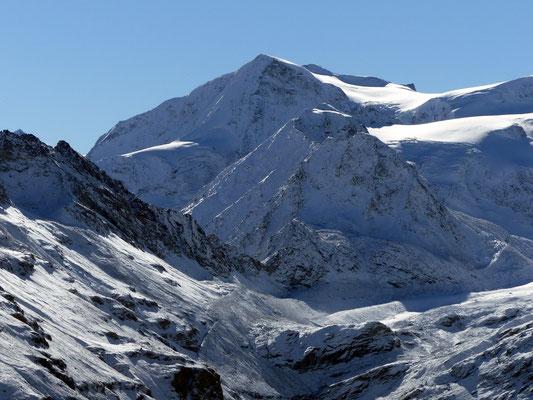 Pigne d'Arolla - 3790 M