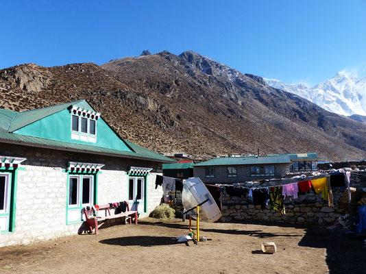Nagarsang Peak 5083 M - Von Dingboche