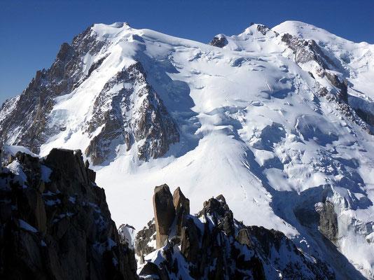 Mont Blanc du Tacul - 4248 M