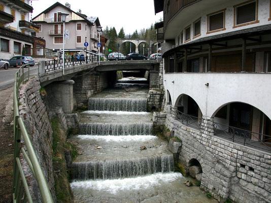 Cortina - Zentrum