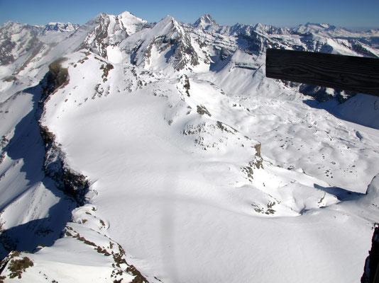Steghorngletscher