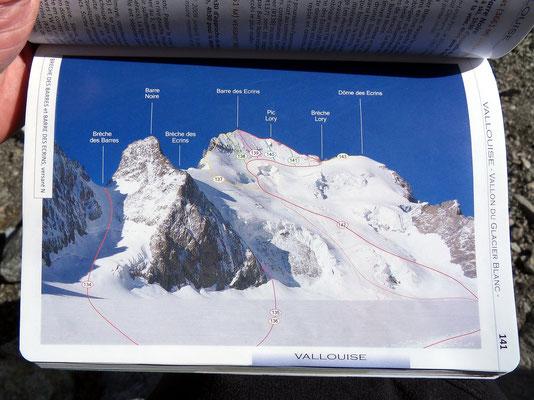 Routen am Berg