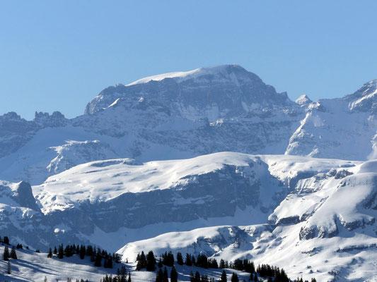Gipfelblick - Tödi, 3614 M