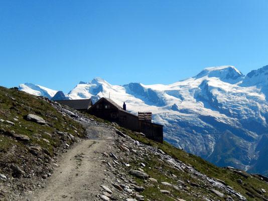 Weissmieshütte - 2726 M