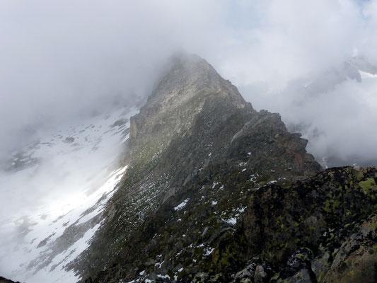 Gipfelblick nach NW