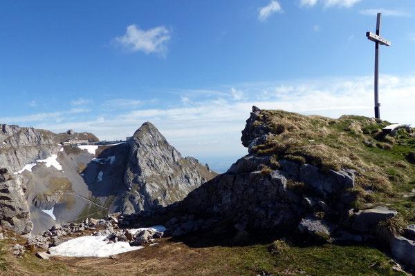 Gipfelblick - Pilatus-Esel, 2119 M