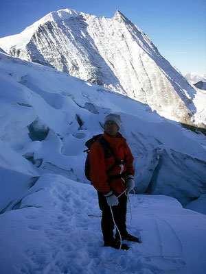 Im Gletscherbruch - Vor MB de Cheilon