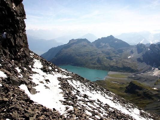 Auf ca. 3000 Meter Höhe