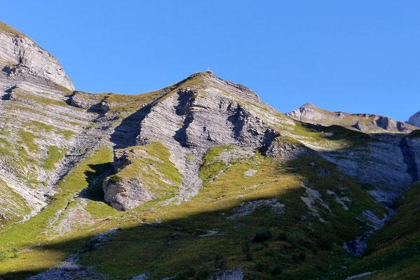 Blick von der Alpe Saille