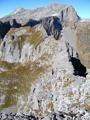 Eggstock-Gipfelgrat