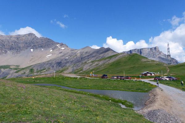 Sanetschpass, 2242 M