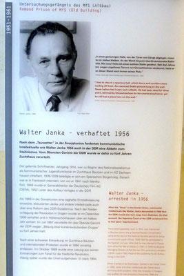 Walter Janka - Verhaftet 1956