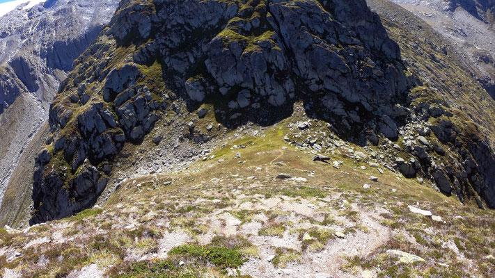 Fuorcla da la Buora - 2292 M