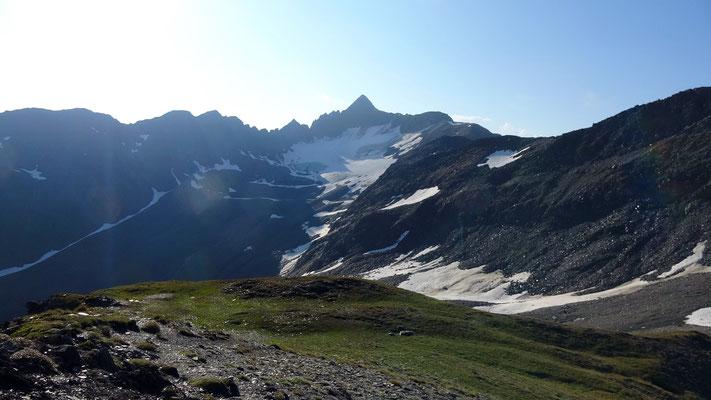 Gross Muttenhorn - 3099 m
