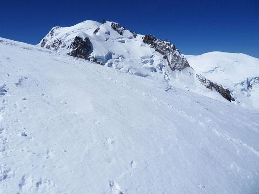 Mont Maudit - 4465 M