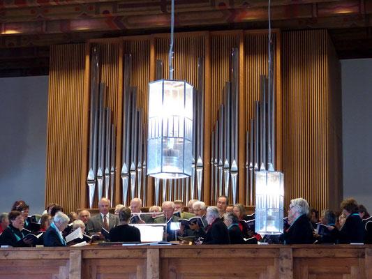 Kirchenchöre Breitnau und Titisee