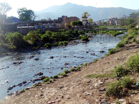 Bishnumati-River