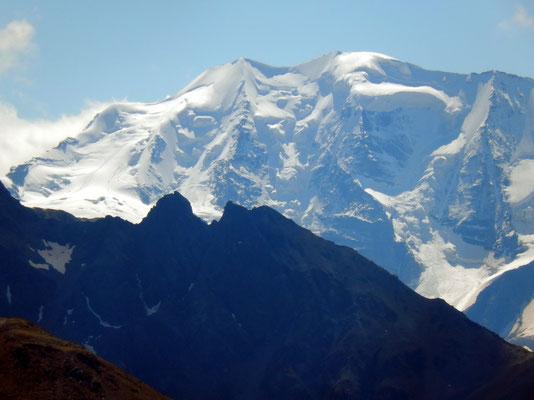 Gipfelblick - Piz Palü - 3901 M