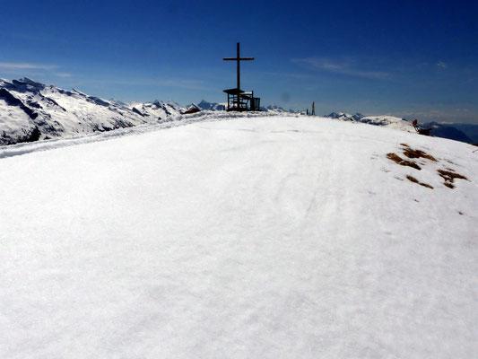 Am Gipfel des Spirstock - 1771 M