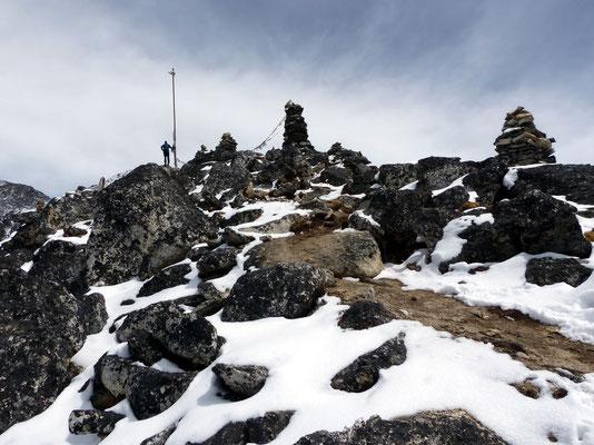Nagarsang Peak - 5083 M
