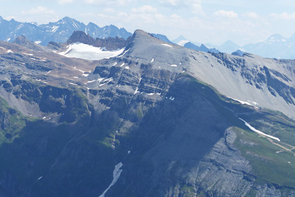 Gipfelblick: Torrenthorn, 2998 M