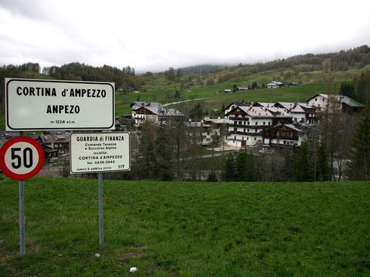 Cortina d'Ampezzo - 1211 M