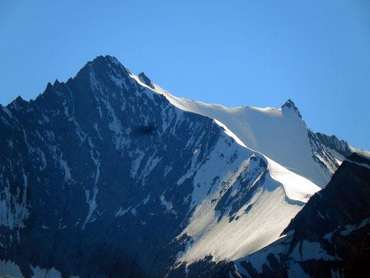 Gipfelblick - Nadelgrat