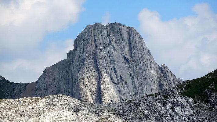 Gipfelblick: Altmann - 2435 M