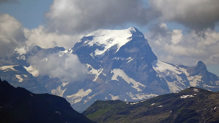 Gipfelblick: Tödi - 3614 M