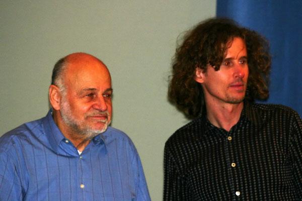 Motiv 11 - Kurt mit Veranstalter Tobias Hauser