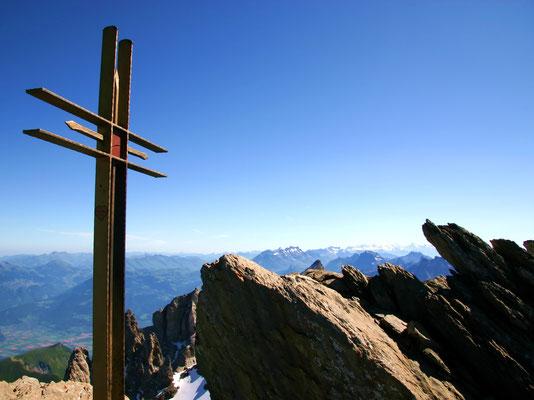 Haute-Cime-Gipfel - 3257 M