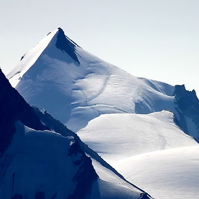 West-Gipfelgrat