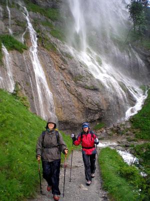 Abstieg nach Grindelwald