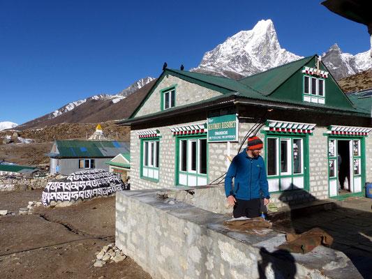 Himalayan Sherpa-Lodge