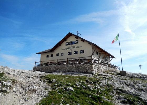 Ütia Pisciadù - 2585 M