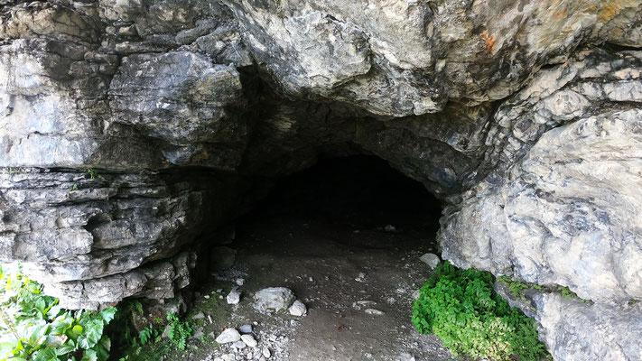 Karsthöhle 'Wildenmannlisloch'