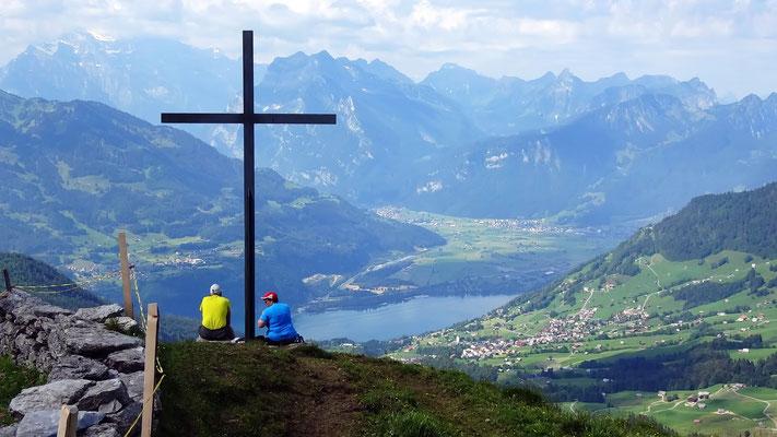 Gulmen-Gipfel - 1789 M