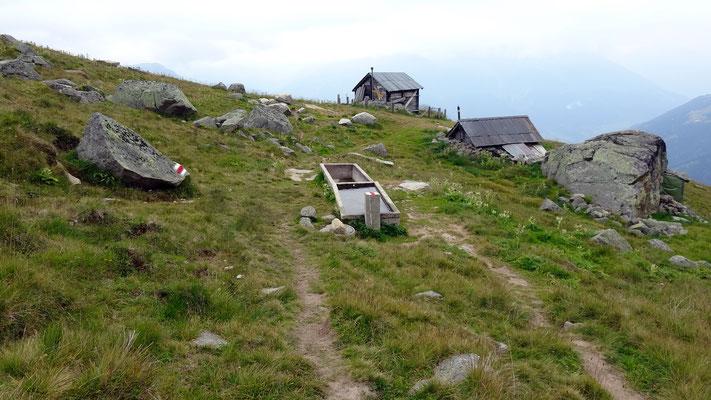 Steibeläger - 2219 m
