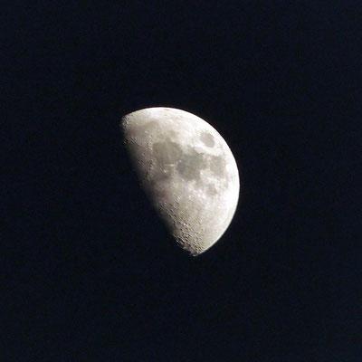 Es scheint der Mond