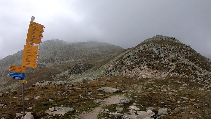 Furggulti - 2599 m
