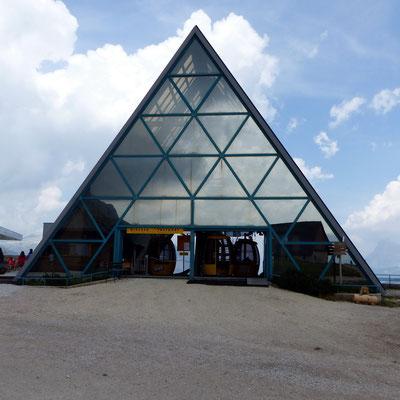 Bergstation Crep de Munt - 2152 M