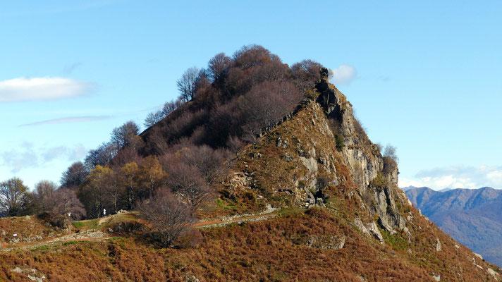 Monte Morissolo - 1311 m