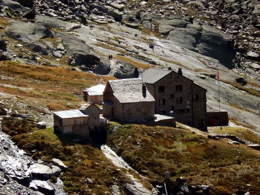 Weissmieshütten - 2726 M