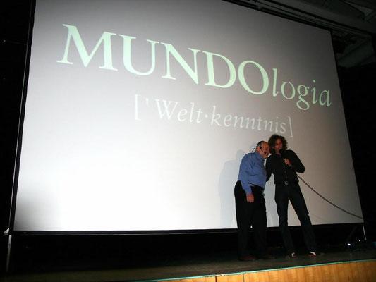 Motiv 5 - Stargast - Kurt Diemberger mit Veranstalter - 2007
