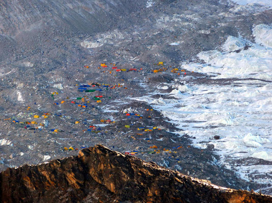 Mount Everest Basecamp - 5345 M