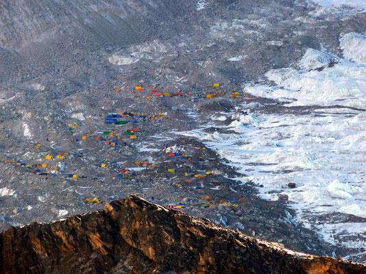 Mount Everest Basecamp - 5345 M