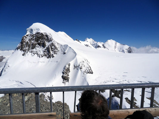 Breithorn - Pollux - Castor
