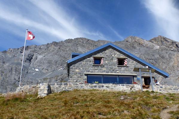 Cabane Rambert - 2580 M